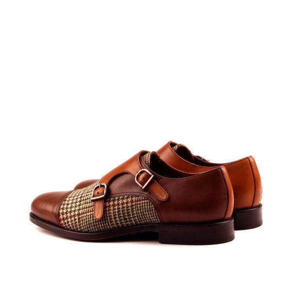 Zapato Monkstrap para hombre