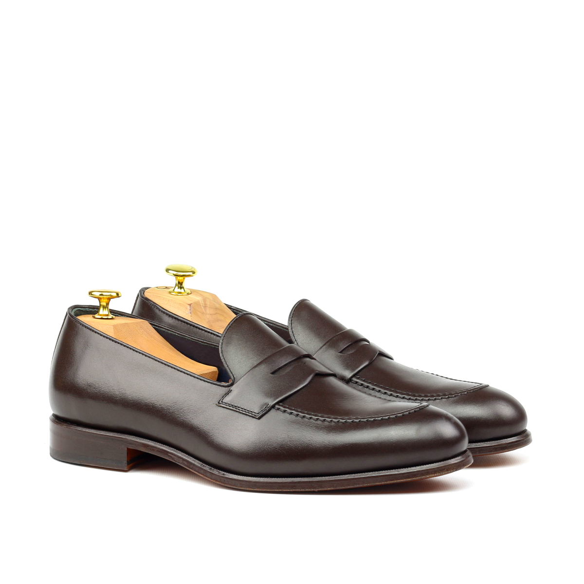 Penny Loafer boxcalf marrón