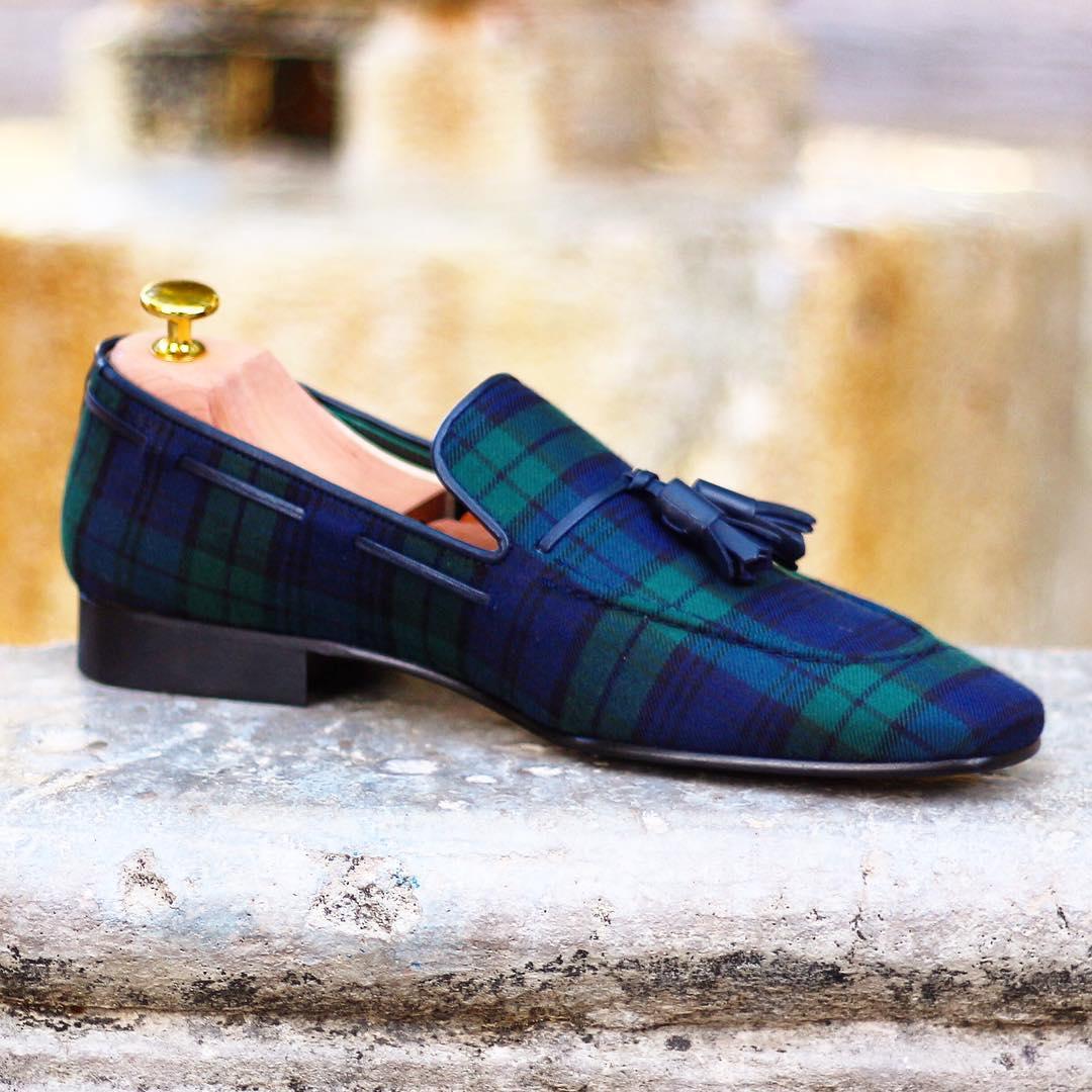 calzado artesano para hombre