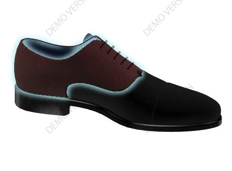 Paso 2 - Personaliza tus zapatos en Cambrillón