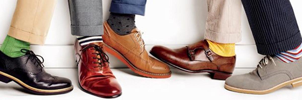 Cómo llevar calcetines de colores