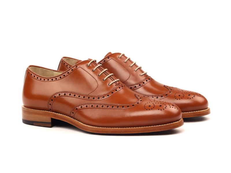 Full Brogue - Oxford - 1 - capsule - collection