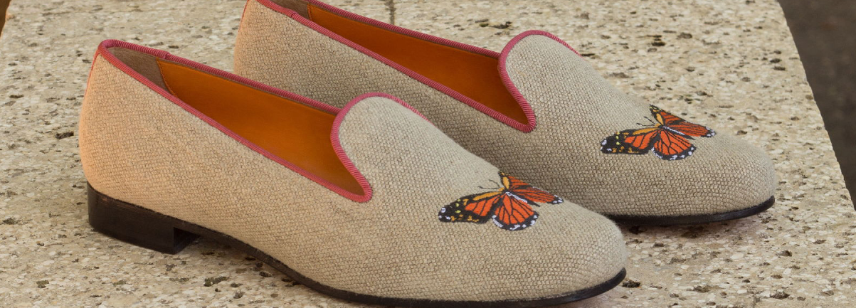 Loafers y slippers personalizadas para mujer