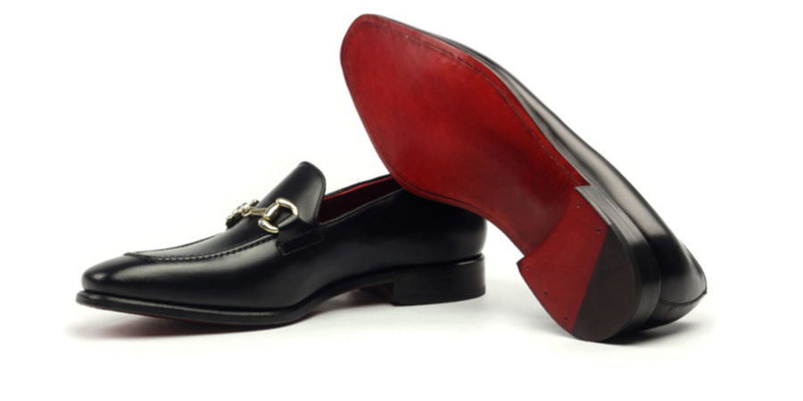 Loafer Gucci Negro de Cambrillon