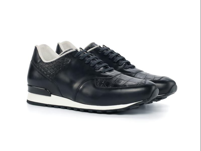 Jogger Sneaker para hombre negro Cambrillon