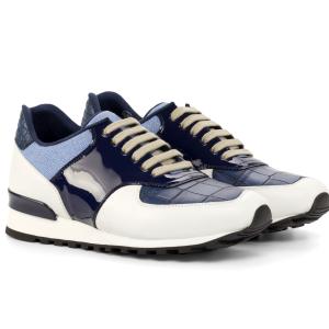 Jogger Sneaker para hombre azul