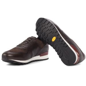 Jogger Sneaker para hombre marrón