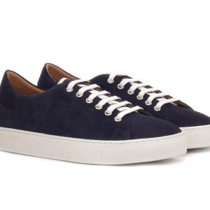 Trainer Sneaker para hombre azul