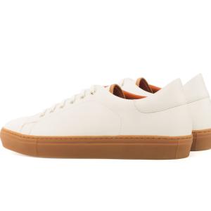 Trainer Sneaker para hombre en blanco