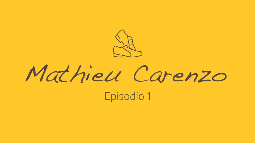 Conversaciones Cambrillón #1 Mathieu Carenzo