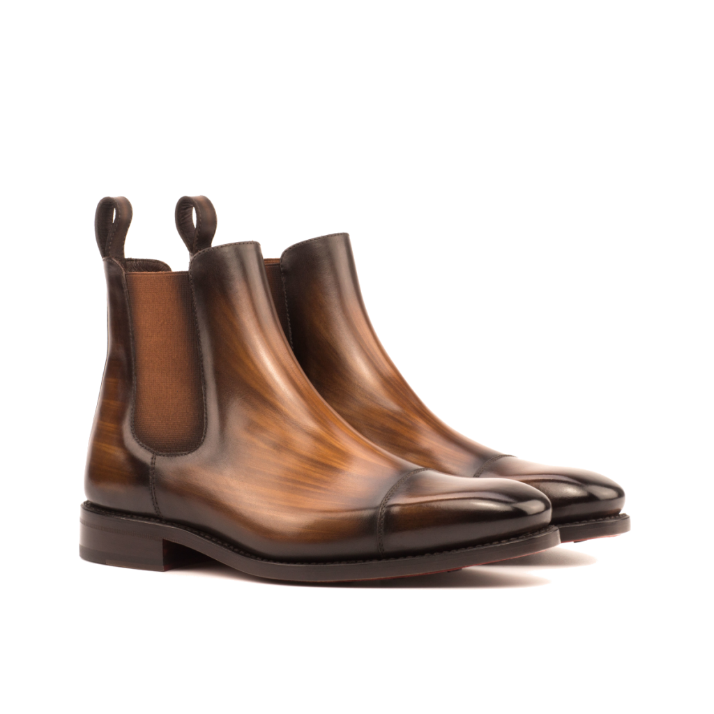 Bota Chelsea Goodyear welted para hombre Cambrillon