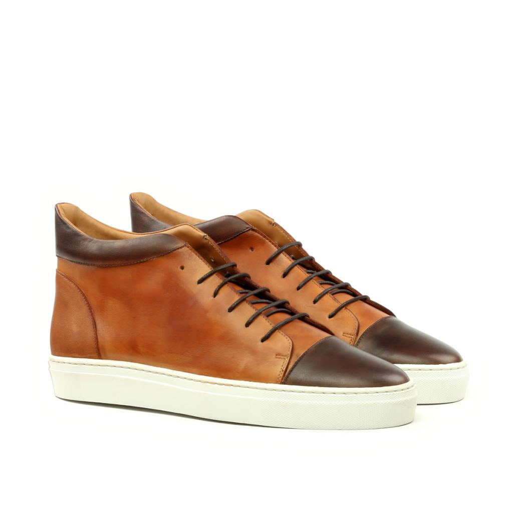 Zapatillas altas personalizadas para hombre Cambrillon